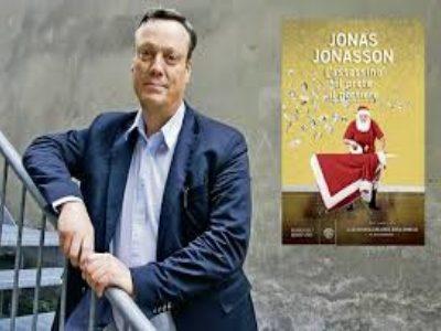 L'assassino, il prete, il portiere – Jon Jonasson