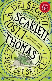 Scarlett Thomas l'isolla dei segreti