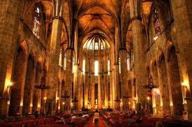 la cattedrale del mare barcellona