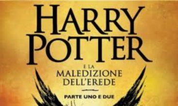 Il nuovo Harry Potter: Harry Potter e la maledizione dell'erede
