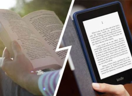 Ebook o cartaceo? – Ebook reader o libro cartaceo?