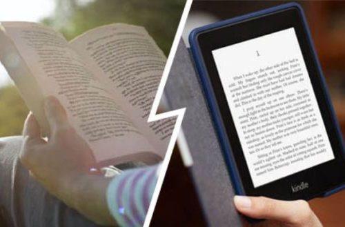 Ebook o cartaceo? – Ebook reader o libro cartaceo?