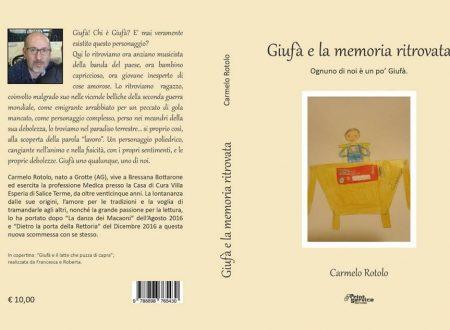 Giufà e la memoria ritrovata – Carmelo Rotolo