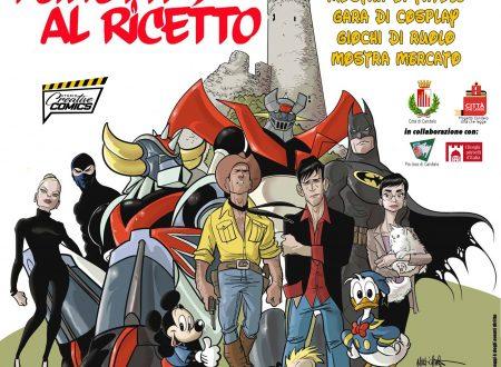 Fumetti al Ricetto di Candelo (BI)