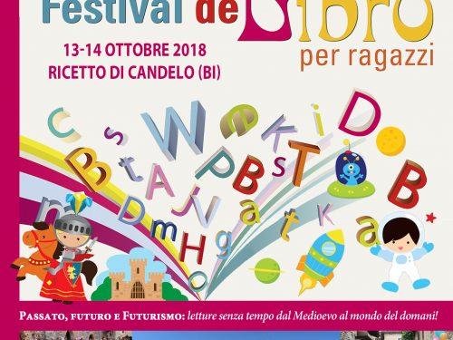Festival del Libro per ragazzi a Candelo (BI)