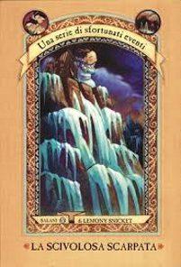 La scivolosa scarpata – Lemony Snicket