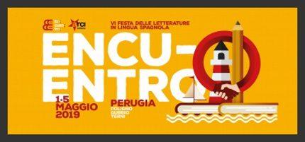 Encuentro Perugia – Il festival delle letterature in lingua spagnola