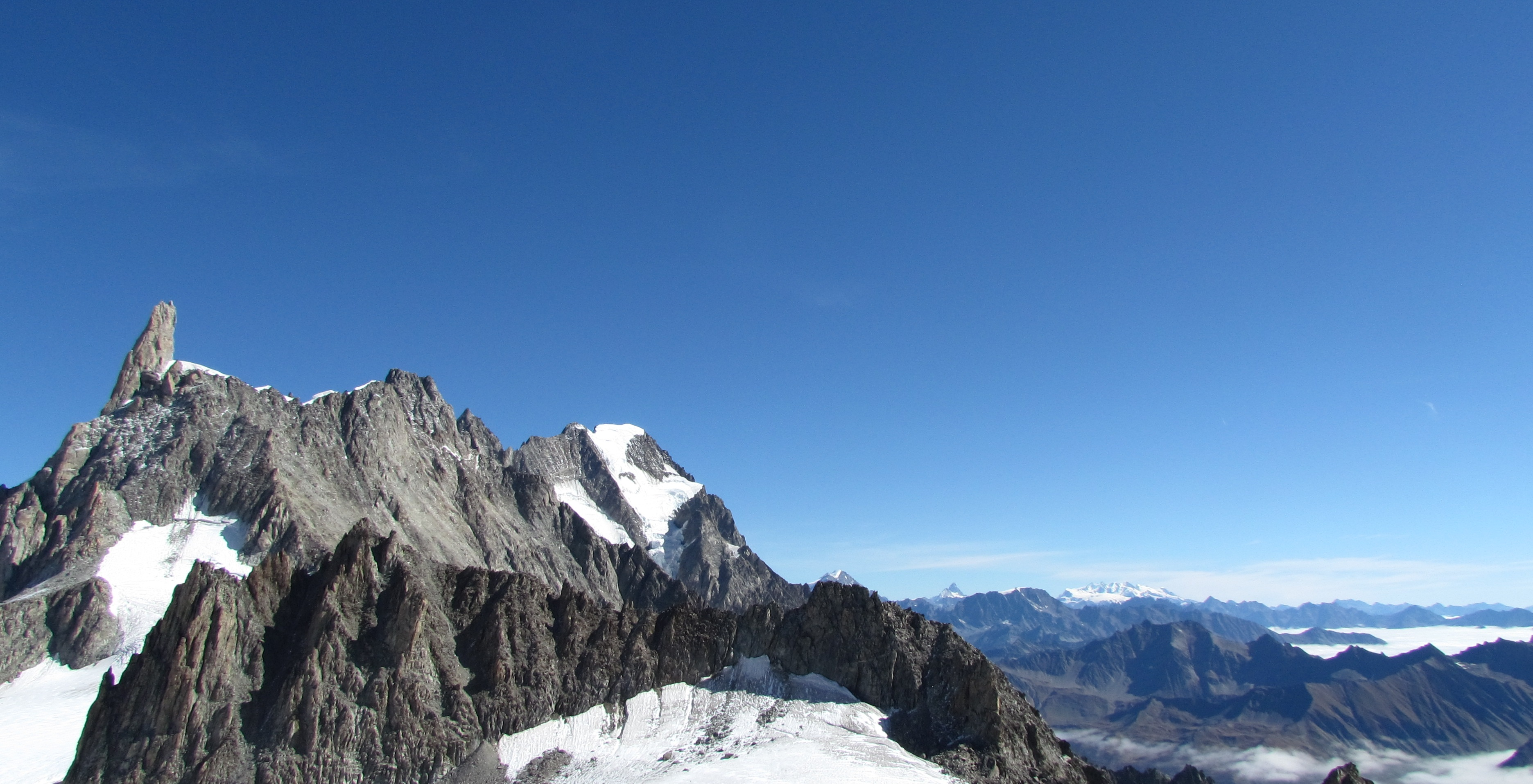 Monte Bianco L Ottava Meraviglia Del Mondo