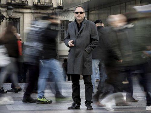 Rafael Guerrero, il detective – scrittore