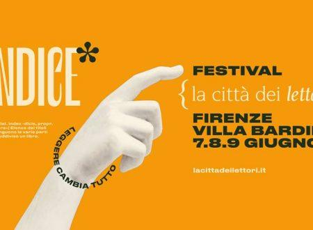 La città dei lettori: Firenze – 7, 8 e 9 giugno