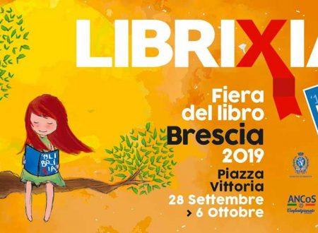 Librixia 2019: la fiera del libro di Brescia dal 28 settembre al 6 ottobre