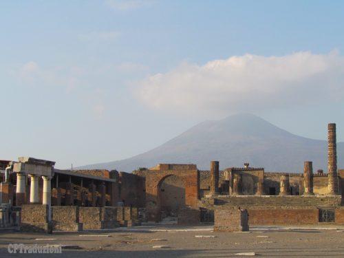 Pompei, area archeologica Patrimonio Mondiale UNESCO